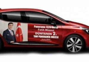 Araç Giydirme & Reklam - Bursa